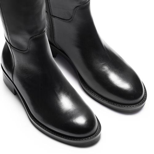 Stivali Bata da donna bata, nero, 594-6325 - 15