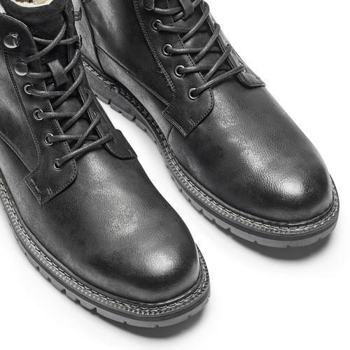 Casual Boots da uomo bata, nero, 891-6188 - 15