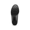 Stivaletti con tacco bata, nero, 791-6280 - 17