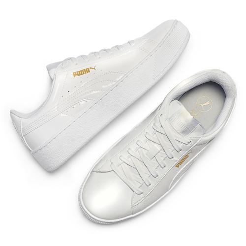 Sneakers Platform Puma, bianco, 501-1159 - 19