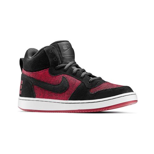 Nike Court Borough Mid da ragazzo nike, rosso, 401-5405 - 13