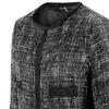 Cappotto lungo da donna bata, nero, 979-6230 - 15
