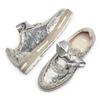 Stringate con paillettes bata, argento, 529-1288 - 26