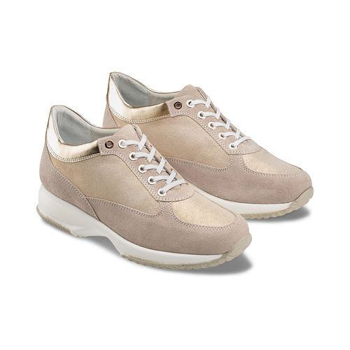 Sneakers alla caviglia da donna bata, 523-8306 - 16