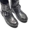 STIVALETTI DONNA CON FIBBIA bata, argento, 591-2691 - 17