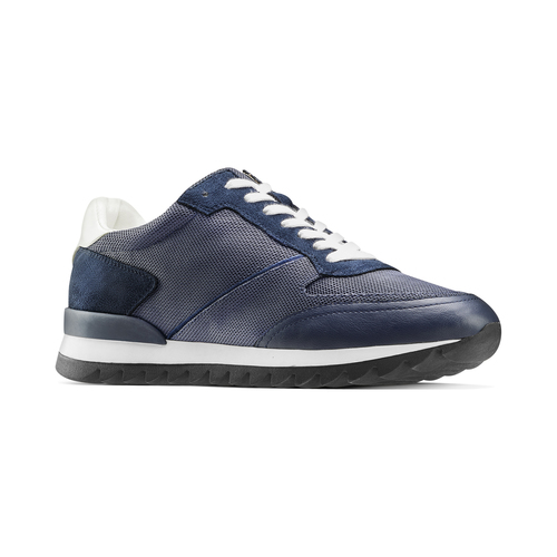 Scarpe da corsa bata, blu, 849-9201 - 13
