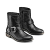 Ankle boots western inspired bata, nero, 599-6691 - 16