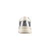 Sneakers con dettagli laminati bata, bianco, 549-1212 - 15