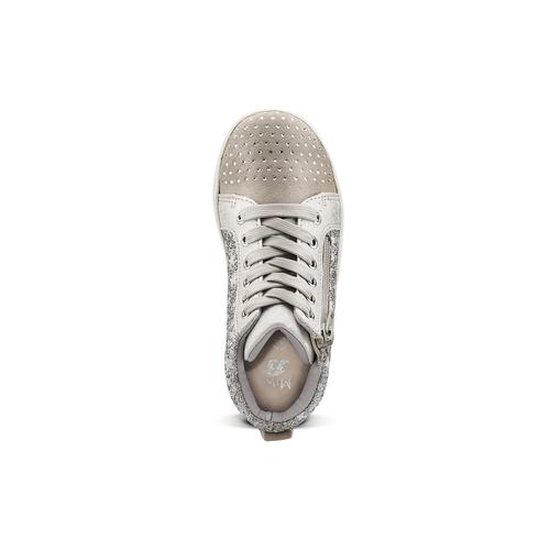 Sneakers da bambina con glitter mini-b, 229-2107 - 15