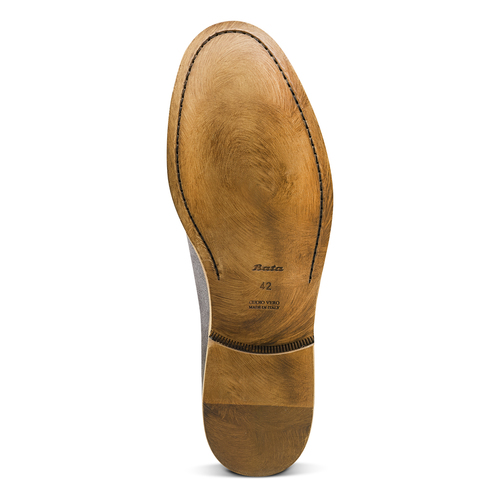 Derby in pelle scamosciata bata-the-shoemaker, 823-2325 - 17
