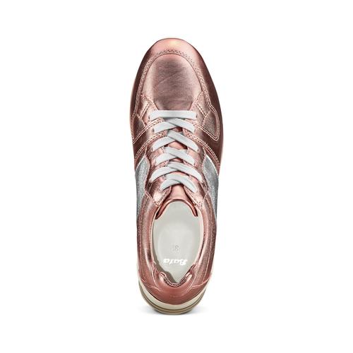 Sneakers Platform bata, 644-0198 - 17