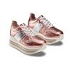 Sneakers Platform bata, 644-0198 - 16