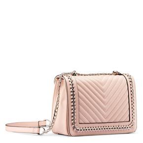 Tracolla rosa con dettaglio catena bata, 961-8275 - 13