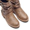 Stivaletti Western Inspired bata, marrone, 591-4794 - 17