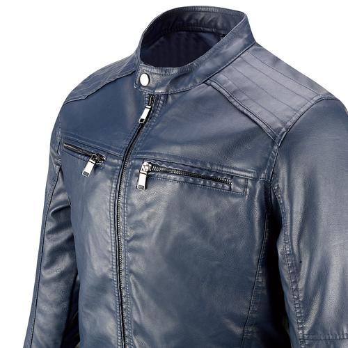 Giacca da uomo bata, blu, 971-9108 - 15