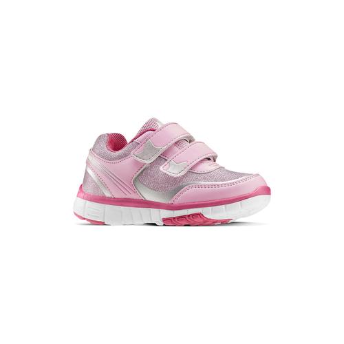 Sneakers basse rosa mini-b, 229-5220 - 13