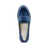 Mocassini Platform da donna bata, blu, 519-9209 - 17