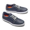 Sneakers in nabuk da uomo bata, blu, 846-9146 - 19