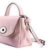 Borsa a mano con tracolla removibile bata, rosa, 961-5225 - 15