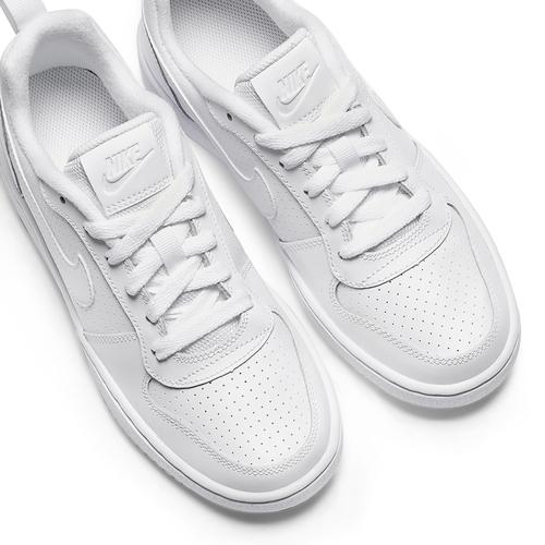 Nike Court Borough nike, bianco, 401-1203 - 26