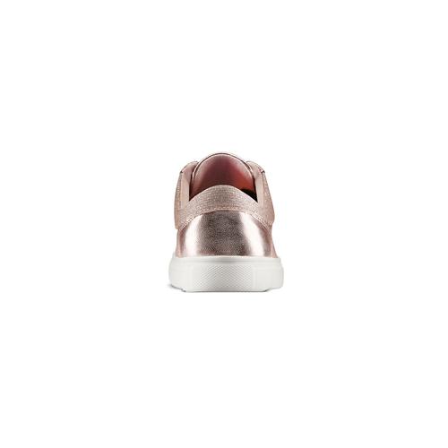 Sneakers senza lacci mini-b, rosa, 321-5357 - 15