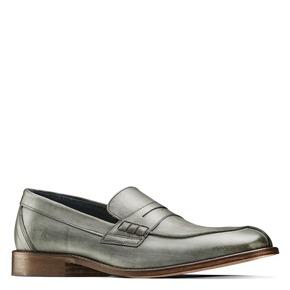 Mocassini in vera pelle bata-the-shoemaker, 814-2129 - 13