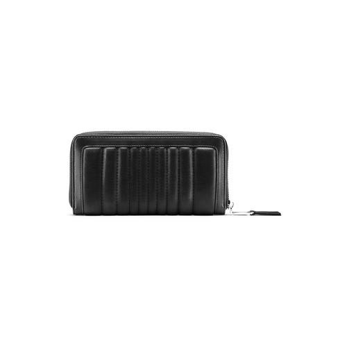 Portafoglio in similpelle bata, nero, 941-6157 - 26