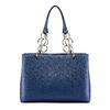 Borsa a spalla bata, blu, 961-9343 - 26