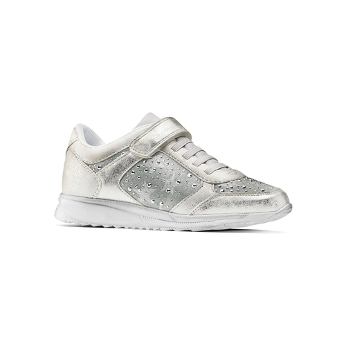 Sneakers da bimba mini-b, bianco, 329-1348 - 13