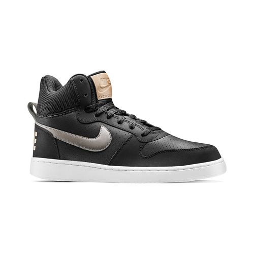 Nike Court Borough nike, nero, 801-6693 - 13
