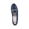 Mocassini Flexible flexible, blu, 513-9150 - 17