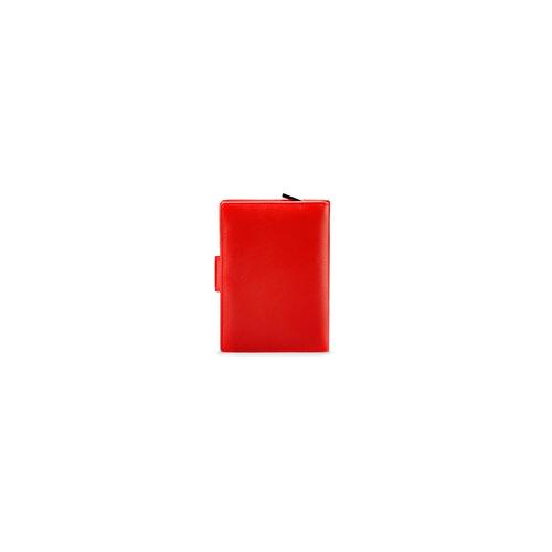 Portafoglio da donna bata, rosso, 944-5117 - 26