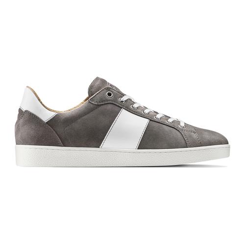 Sneakers da uomo atletico, grigio, 843-2157 - 26