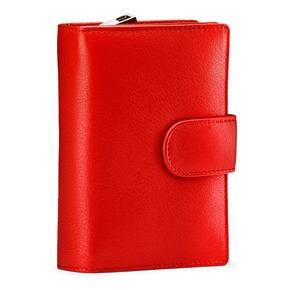 Portafoglio da donna bata, rosso, 944-5117 - 13