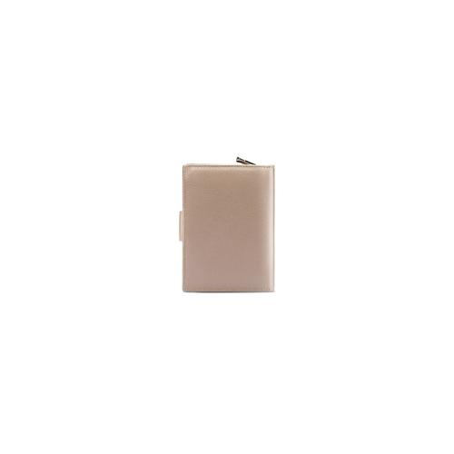 Portafoglio in pelle bata, giallo, 944-8117 - 26