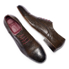 Stringate Made in Italy bata-the-shoemaker, marrone, 824-4347 - 26