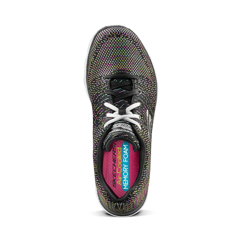 Skechers Flex Appeal skechers, nero, 509-6530 - 17
