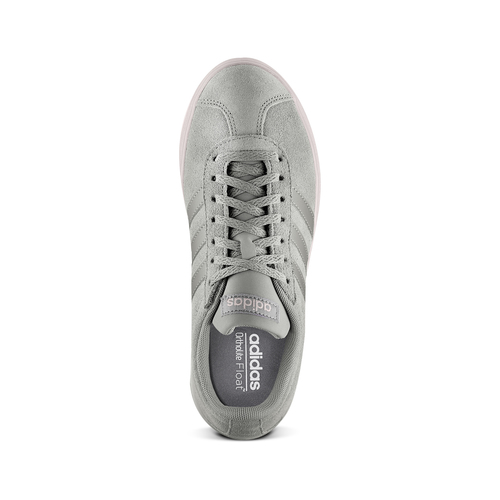 Adidas VL Court adidas, grigio, 503-2279 - 17