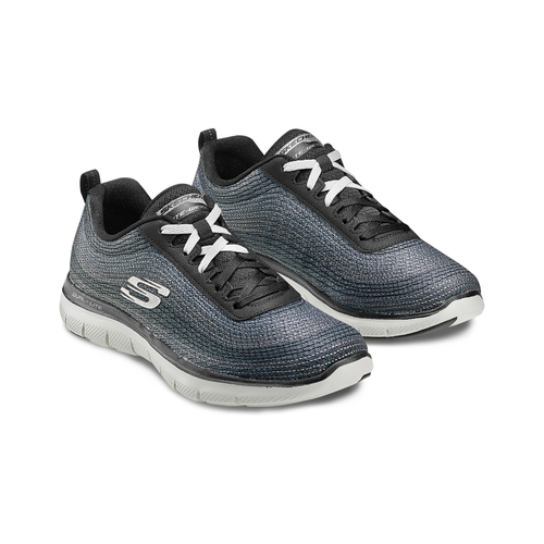 Skechers Flex Appeal skechers, nero, 509-6115 - 16