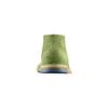 Polacchini in suede bata, verde, 823-7291 - 15