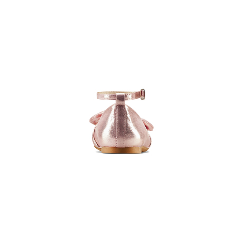 Ballerine con fiocco mini-b, rosa, 329-5227 - 15