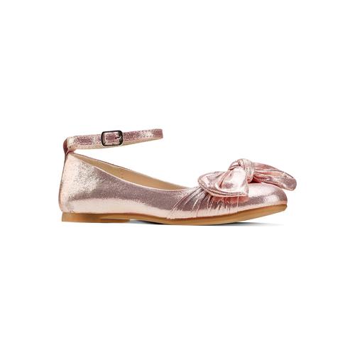 Ballerine con fiocco mini-b, rosa, 329-5227 - 13