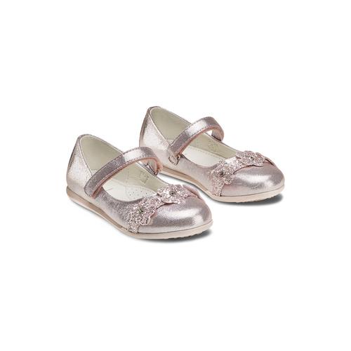 Ballerine da bambina mini-b, rosa, 229-5106 - 16