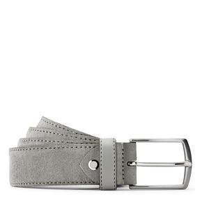 Cintura in suede bata, grigio, 953-8115 - 13