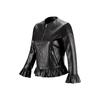Giacca corta da donna bata, nero, 971-6209 - 16