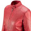 Giacca rossa con trafori bata, rosso, 971-5202 - 15