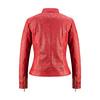Giacca rossa con trafori bata, rosso, 971-5202 - 26
