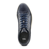 Sneakers in pelle bata, blu, 844-9137 - 17