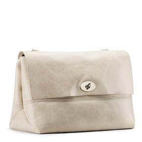 Borsa Made in Italy bata, beige, 964-8356 - 13