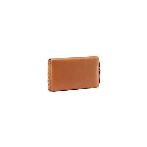 Portafoglio in vera pelle bata, marrone, 944-3120 - 13